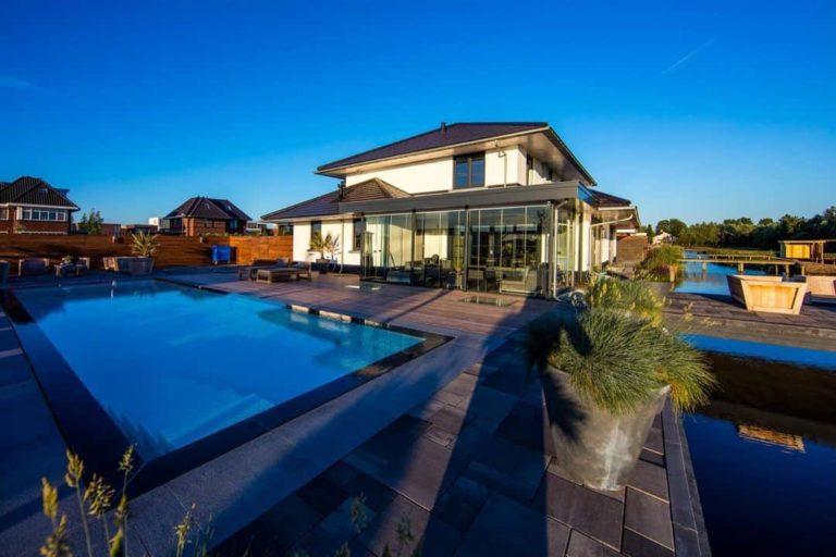 Luxe vrijstaande villa
