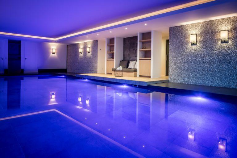Luxe woninginterieur villa
