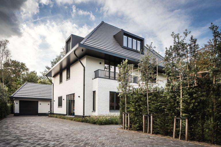 Renovatie luxe vila