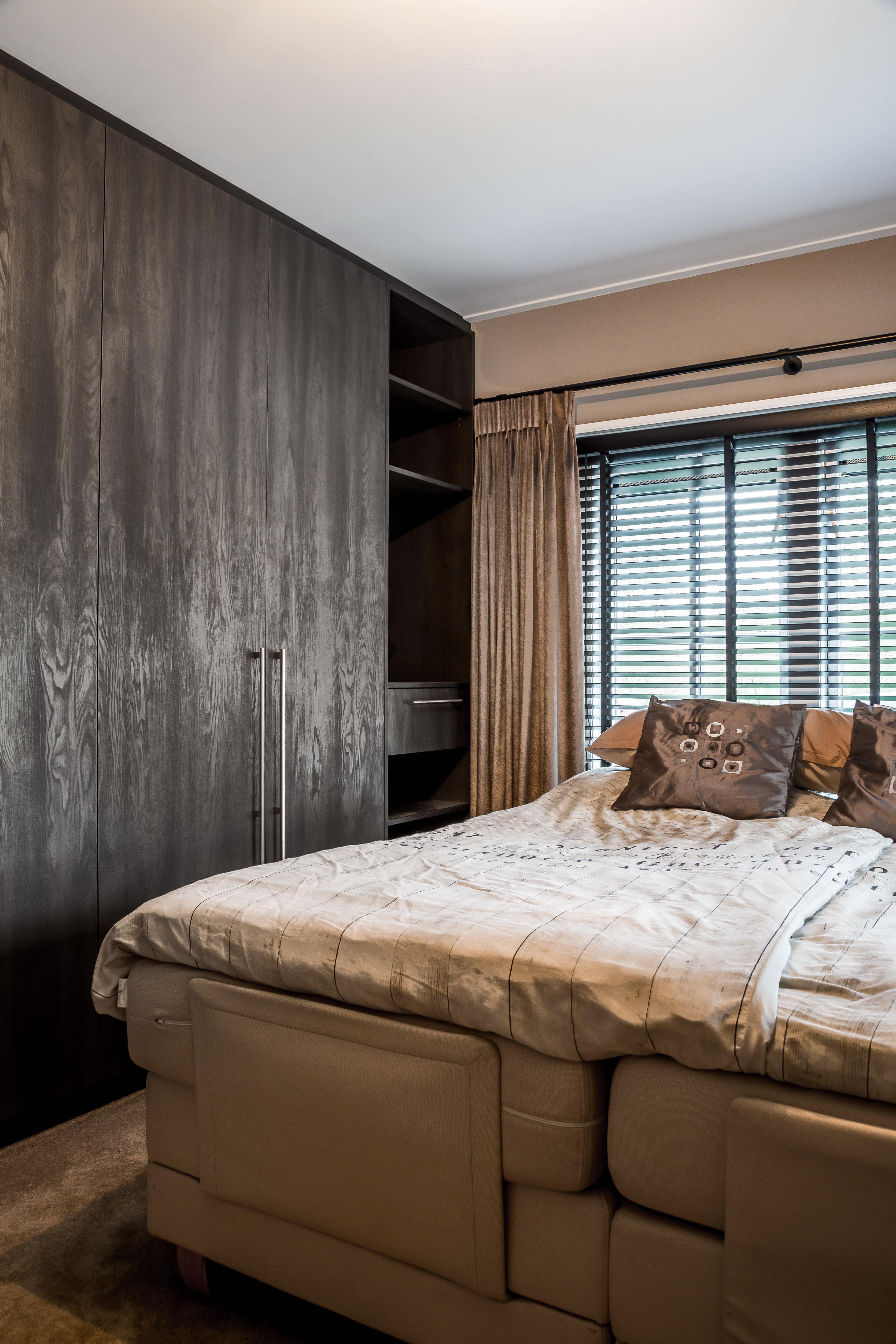 Luxe maatwerk kledingkast slaapkamer 2