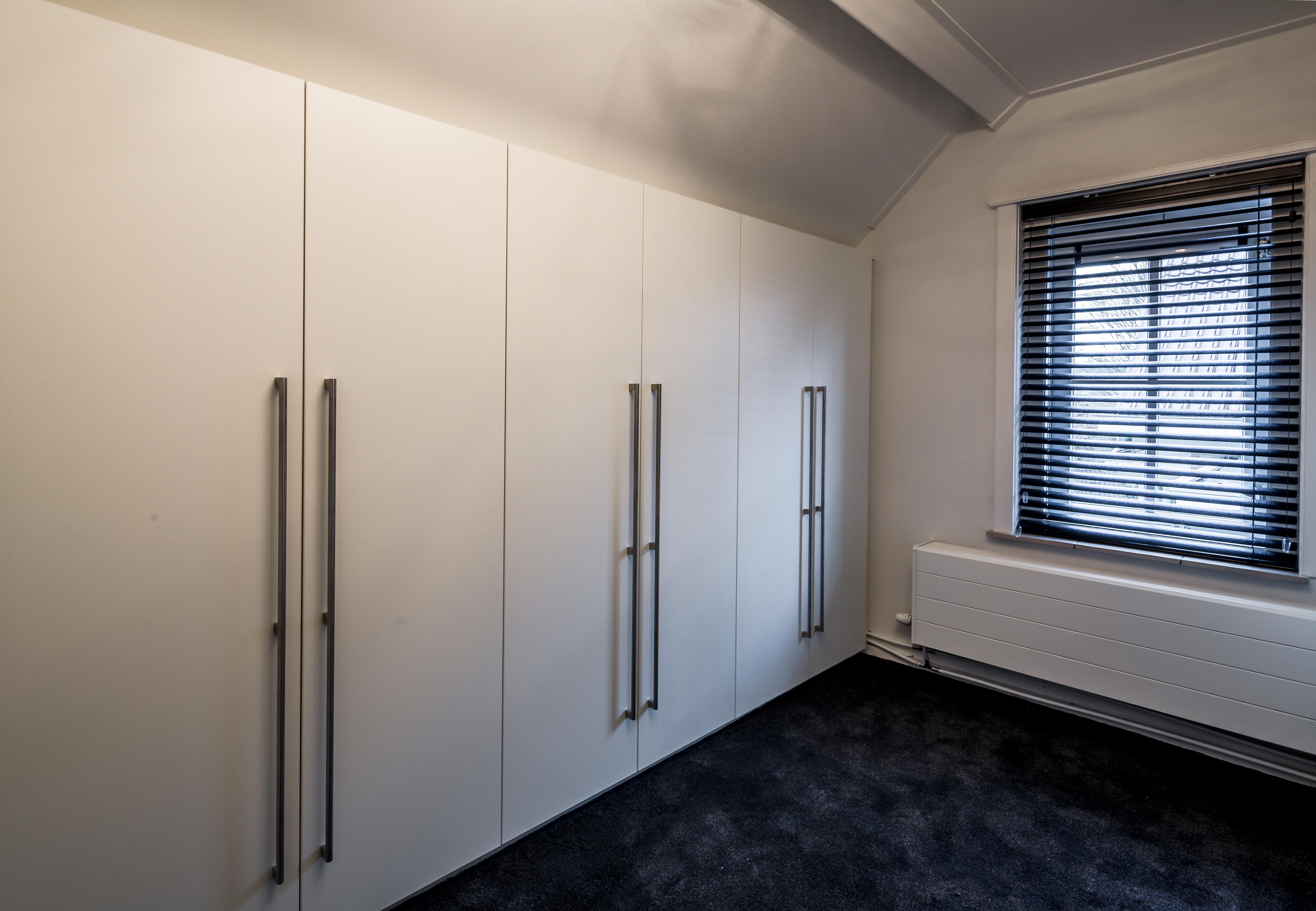 Maatwerk inbouwkast slaapkamer